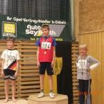 Toni Findeisen Kreismeister 50m