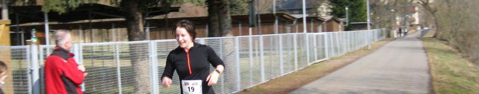 Siegerin 10 km